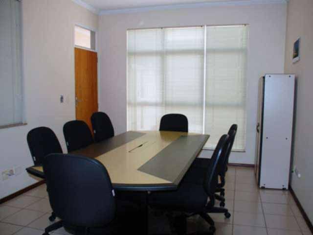 Sala de reunião - Pyrotec