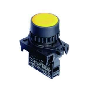 Botão 22,5mm sem iluminação série  S2PR-P1 Autonics