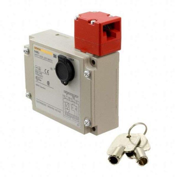 Chave de segurança D4BL-4CRA Omron