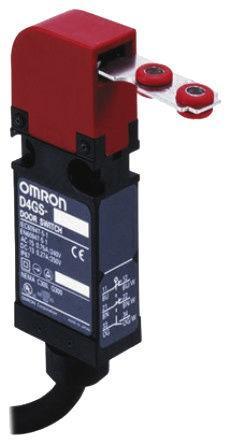 Chave de Segurança D4GS-N4R  Omron