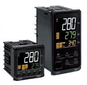 Controlador de Temperatura E5CC/E5EC-800 Omron