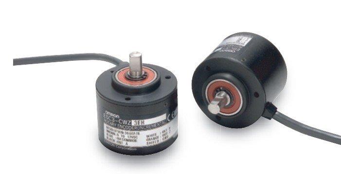 Encoder Incremental Omron E6C3