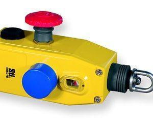 Chave de emergência de segurança ER5018 Omron