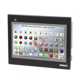 NB Omron – Interface Homem Máquina – Omron