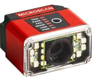 MicroHAWK MV-30 Câmara inteligente de série/USB em miniatura