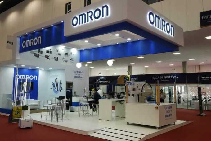 OMRON Brasil apresentou novo portfólio e robôs de sucesso na Fispal Tecnologia