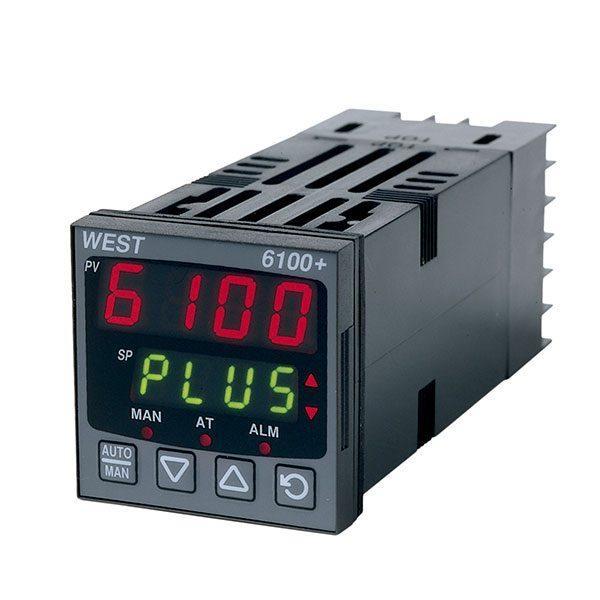 Controladores de Temperatura e Processos P6100 West
