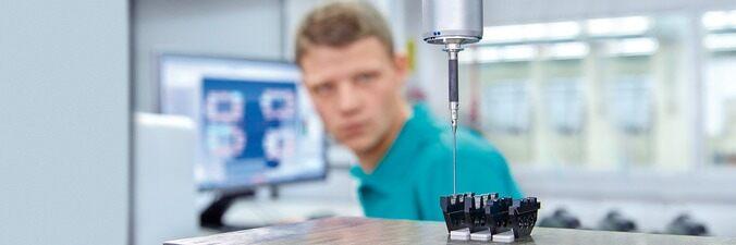 Procedimentos de teste modernos garantem a máxima qualidade