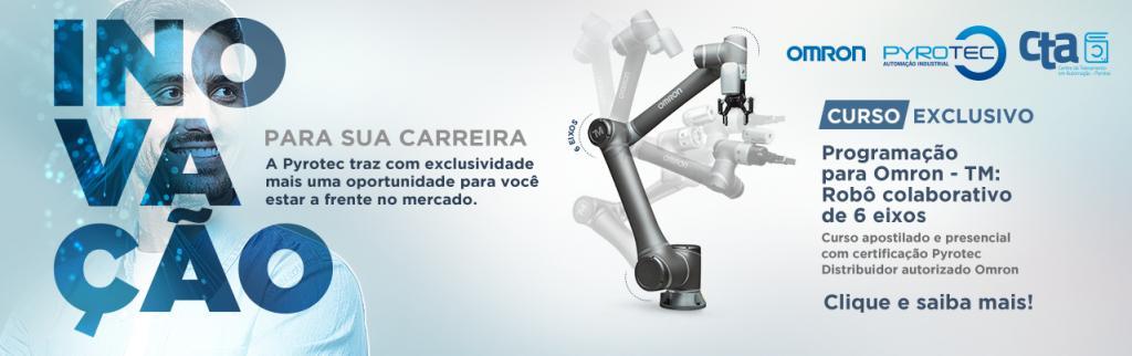 Curso de robótica industrial