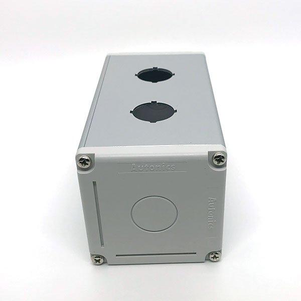 Caixa para botão Autonics, 2 furos, diam.22mm - SA-SB2