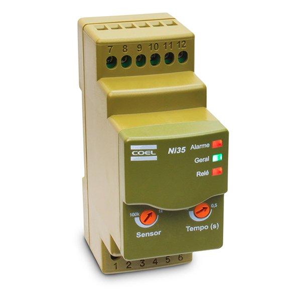 Controlador de nível NI35 94...240VCA bomba