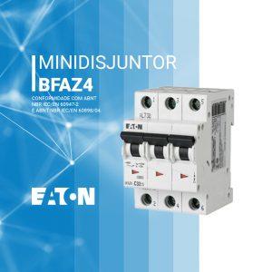 Minidisjuntor BFAZ4